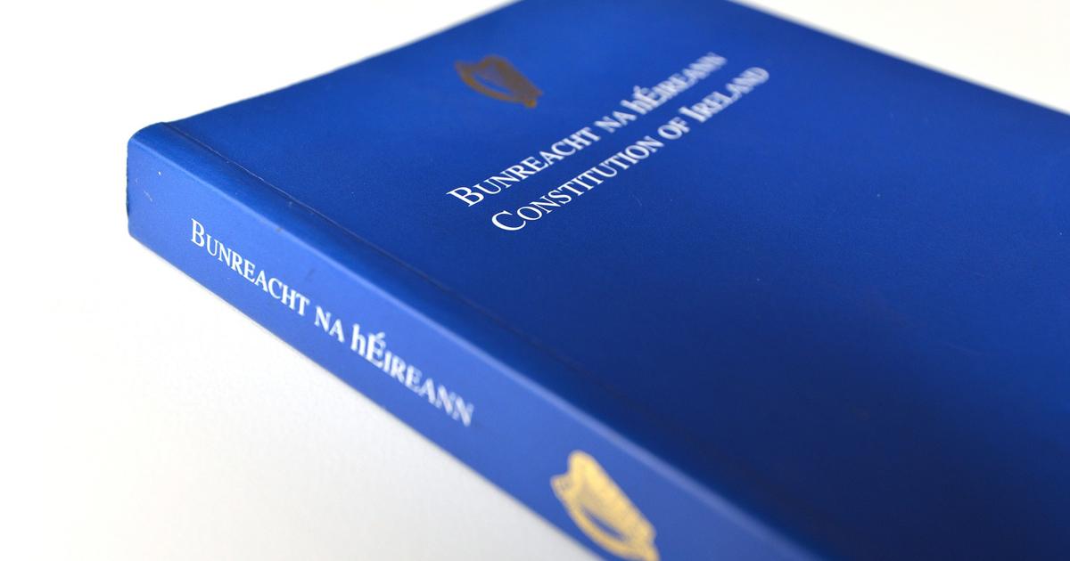 Bunreacht na hÉireann