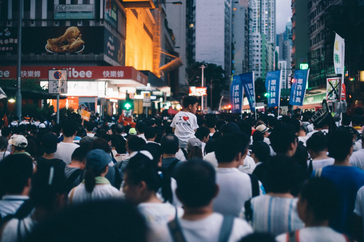 How the Hong Kong Protestors' Tactical Brilliance Backed Beijing into a Corner