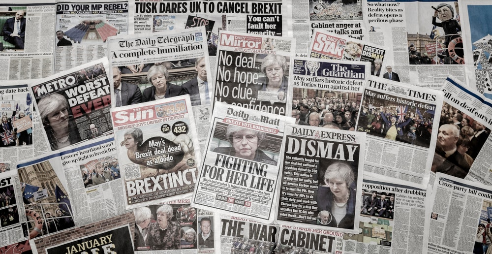 Brexit: how the people are using 'news avoidance' to escape the post-truth world of politics