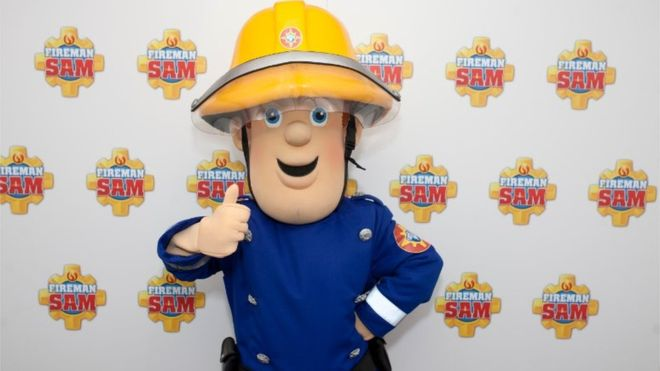 Fireman Sam axed as brigade mascot for not being inclusive
