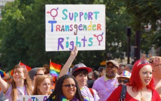 How the Trans-Rights Movement Is Turning Philosophers Into Activists