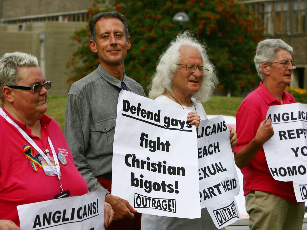 From Homophobia to Anti-Bigotry: How Did Christians Become the New Pariahs?