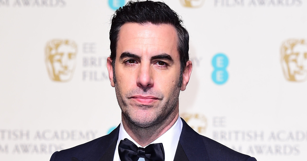 Social media giants have formed 'the greatest propaganda machine in history', says comedian Sacha Baron Cohen